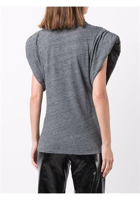 T-shirt grigia IRO | WM19GOTAMEGRY08