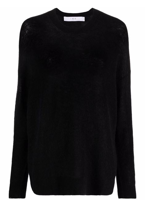 Maglione nero IRO | MAGLIONE | WP12BALLABLA01