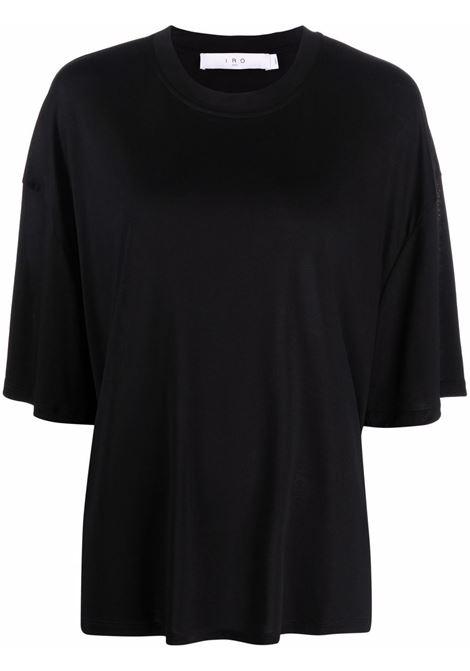 T-shirt nera IRO   T-SHIRT   WP19HAKILABLA01