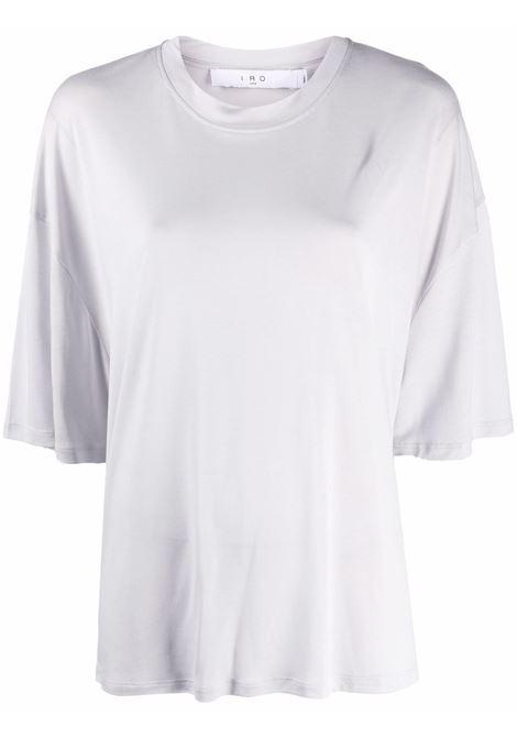 T-shirt grigia IRO   T-SHIRT   WP19HAKILAGRY04