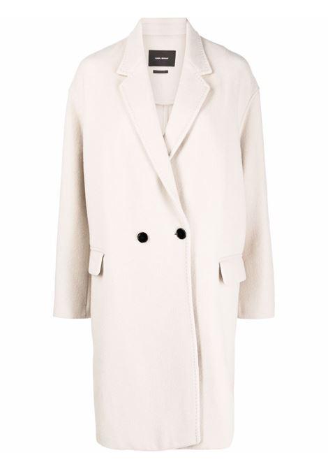 Cappotto beige ISABEL MARANT | MA100721A008I23EC