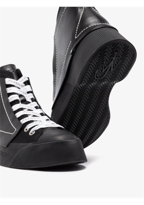Black sneakers JW ANDERSON | ANW37000A14052999