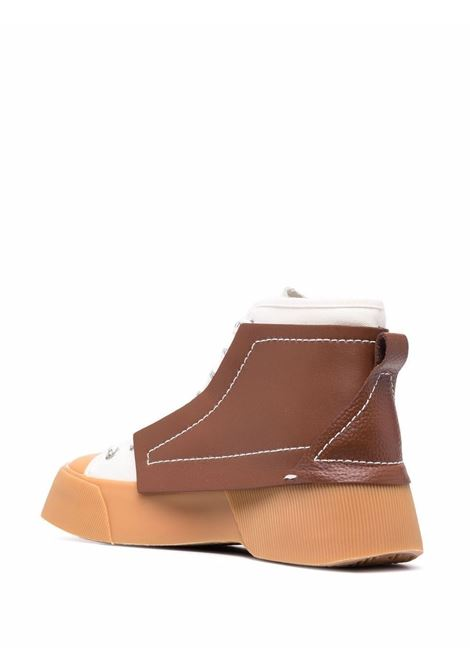 Brown sneakers JW ANDERSON | ANW37000A14054509