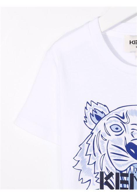 T.shirt bianca KENZO KIDS | K05121B103