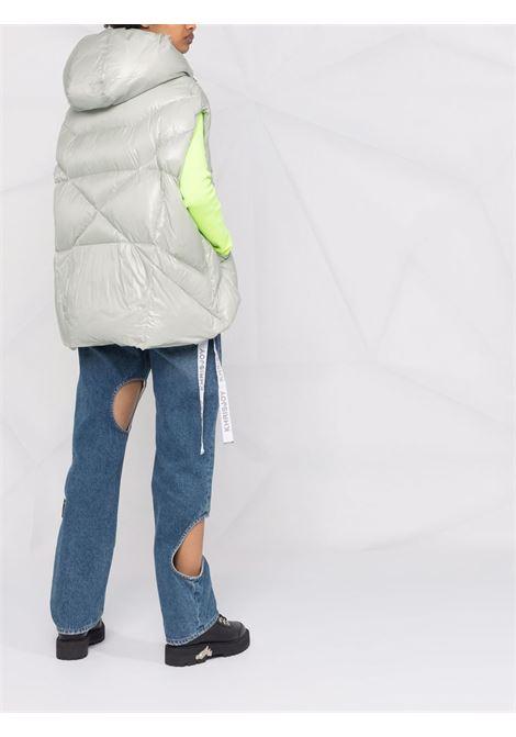 Silver padded jacket KHRISJOY | AFPW003NYLSV272