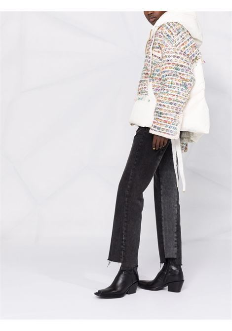 Multicolour padded jacket KHRISJOY | BFPW025NTW11CMB11