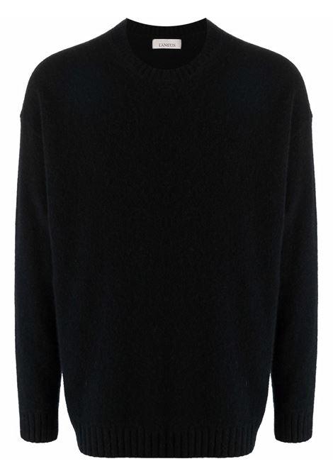 Maglione nero LANEUS | MGU101431949