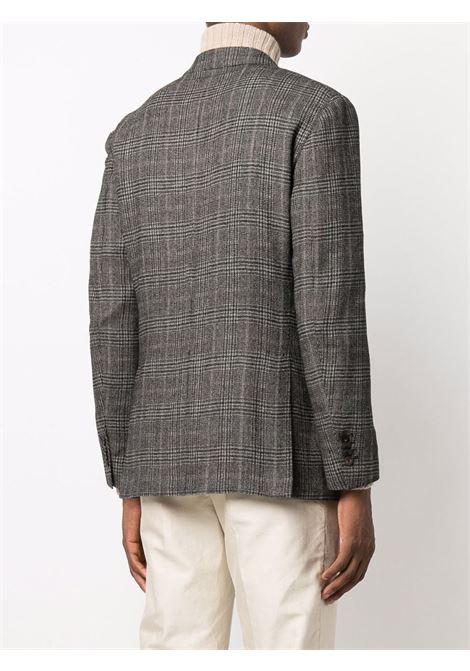 Grey blazer LARDINI | IP389AV25IPR57204150TW