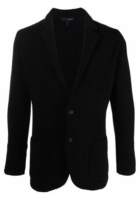Black blazer LARDINI | IPLJM70IP57005999