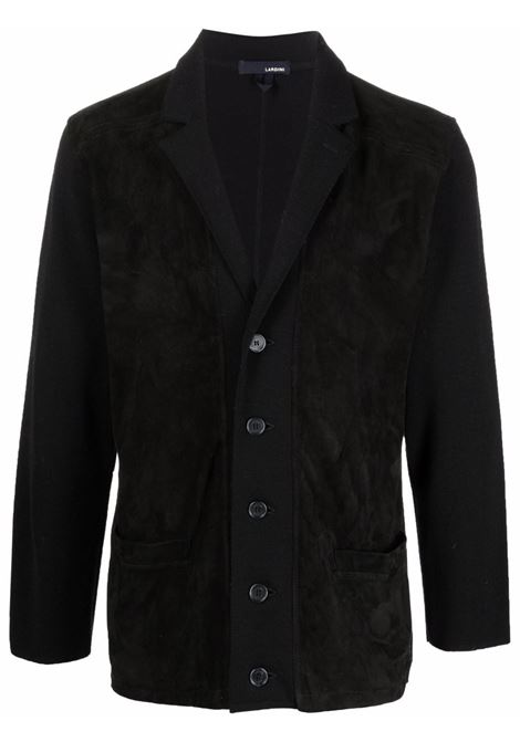 Black blazer LARDINI | IPLJM76IP57010999
