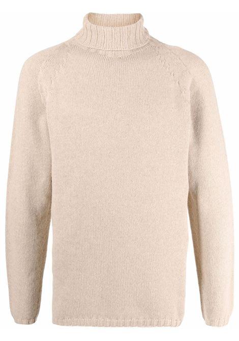 Maglione beige LARDINI | IPLMML223IP57040200