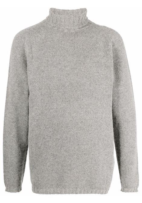 Maglione grigio LARDINI | IPLMML223IP57040910