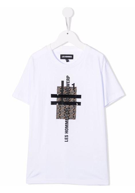 T-shirt LES HOMMES KIDS   KLT221739P1000