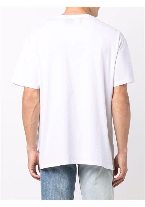 White t-shirt MAISON MARGIELA | S50GC0663S22816989