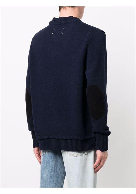 Blue jumper MAISON MARGIELA | S50GP0243S17785511