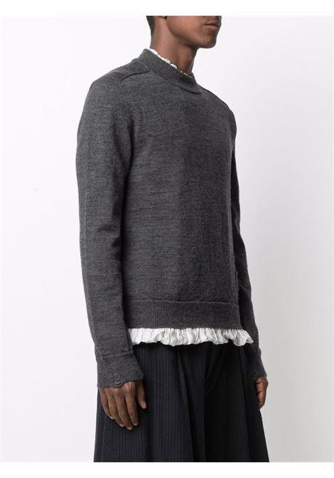 Grey jumper MAISON MARGIELA | S50HA1006S17784860