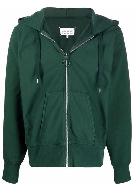 Green sweatshirt MAISON MARGIELA | S50HG0041S25520632