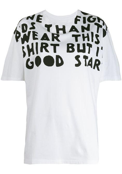 T-shirt bianca MAISON MARGIELA   S51GC0427S22816989