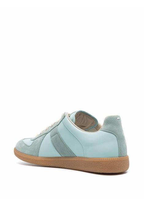 Aqua green sneakers MAISON MARGIELA | SNEAKERS | S57WS0236P1895H8864