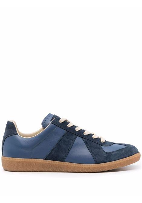 Blue sneakers MAISON MARGIELA | S57WS0236P1895H8865
