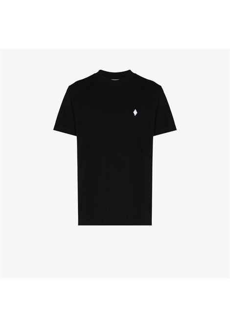 T-shirt nera MARCELO BURLON | CMAA018F21JER0081001