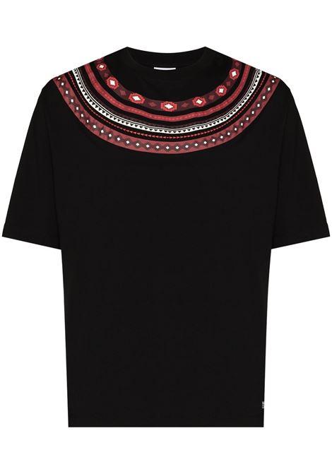 T-shirt nera MARCELO BURLON | CMAA054F21JER0021027