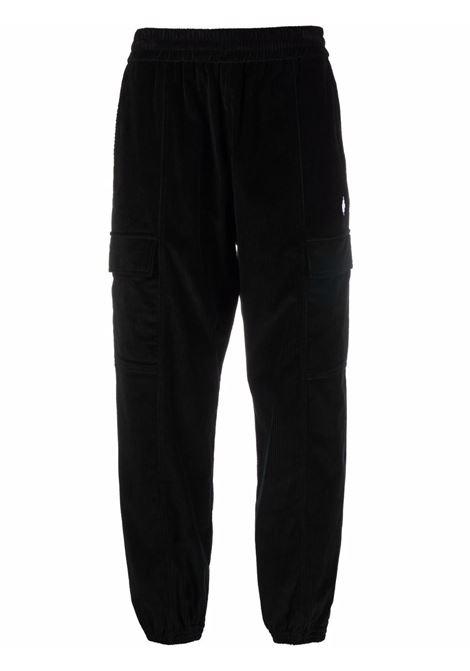 Pantalone nero MARCELO BURLON | CMCA173F21FAB0011001