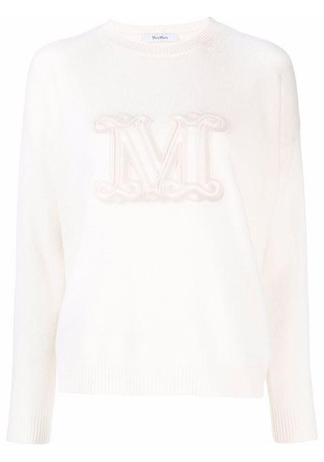 Maglia bianca MAX MARA | 13660813600110001