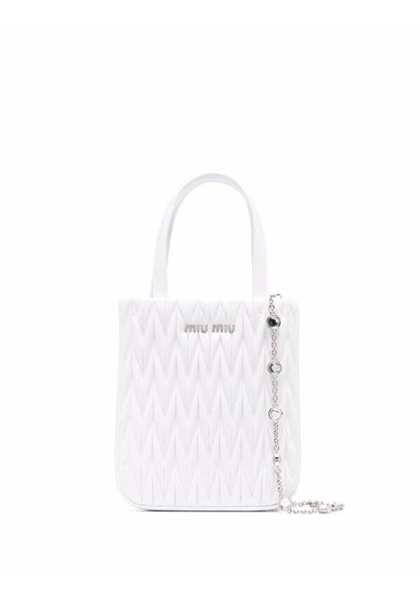 Handbag MIU MIU | 5BA220VOOO2DPRF0009
