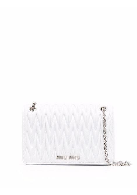 Shoulder bag MIU MIU | 5BP065VOOO2DPRF0009