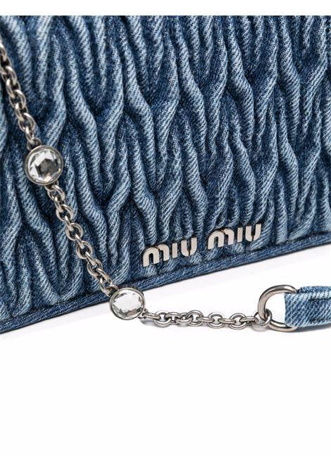 Shoulder bag MIU MIU | 5BP065VOOO2DPXF0008