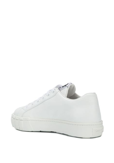 Sneakers bianca MIU MIU   SNEAKERS   5E187DF0053AQNF0009