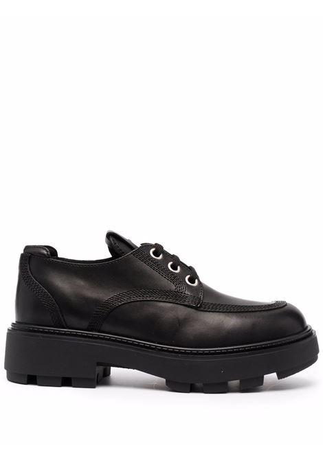 Black shoes MIU MIU | 5E612DF0453AQPF0002