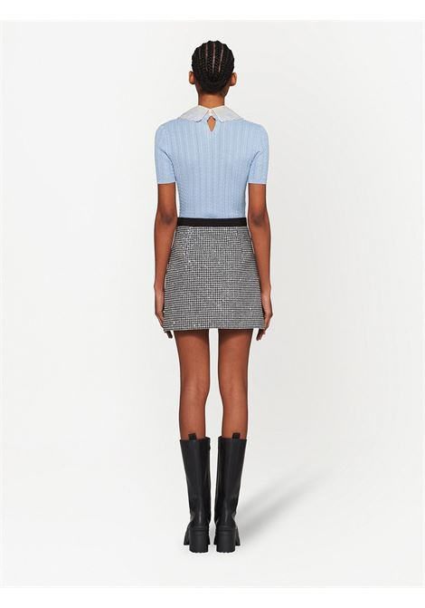 Black skirt MIU MIU | SKIRTS | MG16441Y8WF0002