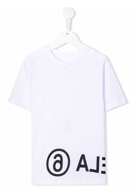 T-shirt MM6 MAISON MARGIELA KIDS   M60033MM010M6100