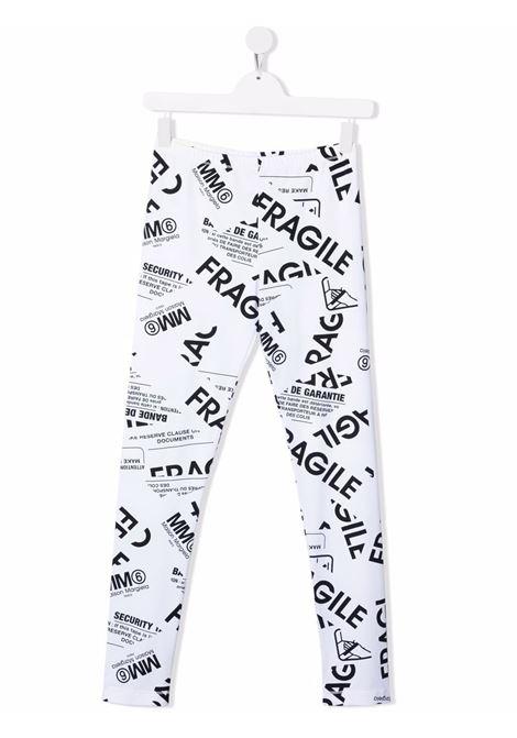 Pantalone MM6 MAISON MARGIELA KIDS   M60038MM012TM6100