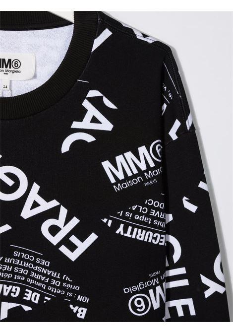Felpa MM6 MAISON MARGIELA KIDS   M60041MM034TM6900