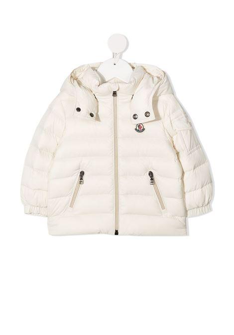 Piumino bianco MONCLER ENFANT | PIUMINI | 1A5250053079032