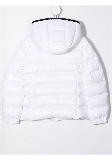 White jacket MONCLER ENFANT | 1A5271068950032