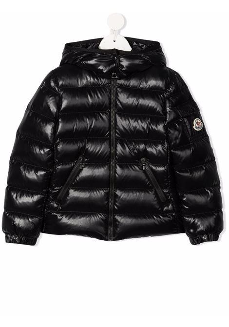 Black jacket MONCLER ENFANT | 1A5271068950999