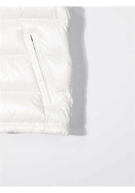 Gilet bianco MONCLER ENFANT   GILET PIUMINO   1A52G2068950031