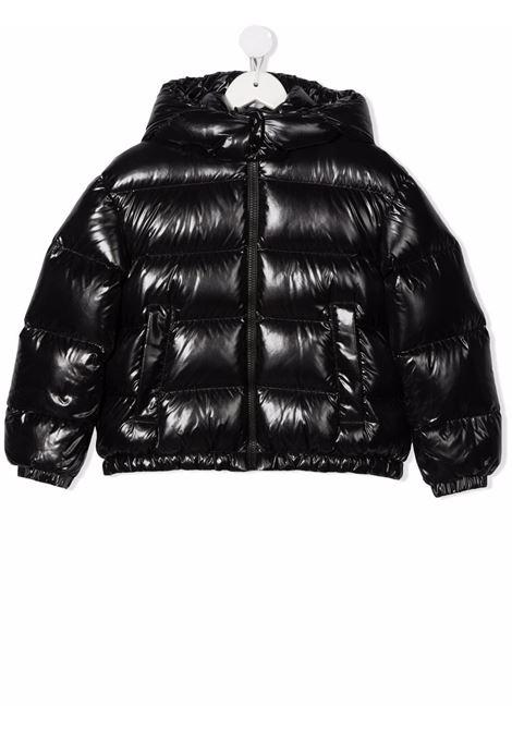Black jacket MONCLER ENFANT | 1A55B1068950999