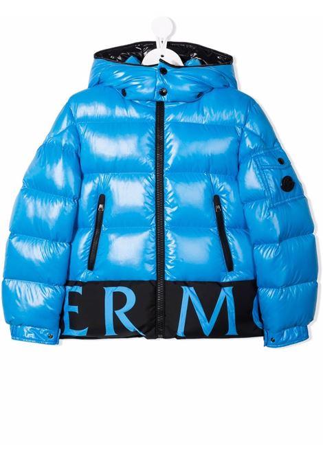Piumino blu MONCLER ENFANT   1A55Q206895072K
