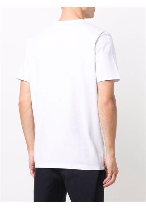 White t-shirt MONCLER | 8C000228390T001