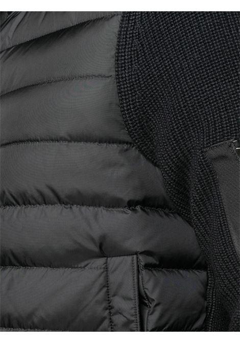Black jacket MONCLER | 9B50800A9340999