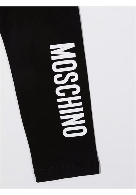 Leggings MOSCHINO KIDS | LEGGINGS | H3P03ULBA1160100
