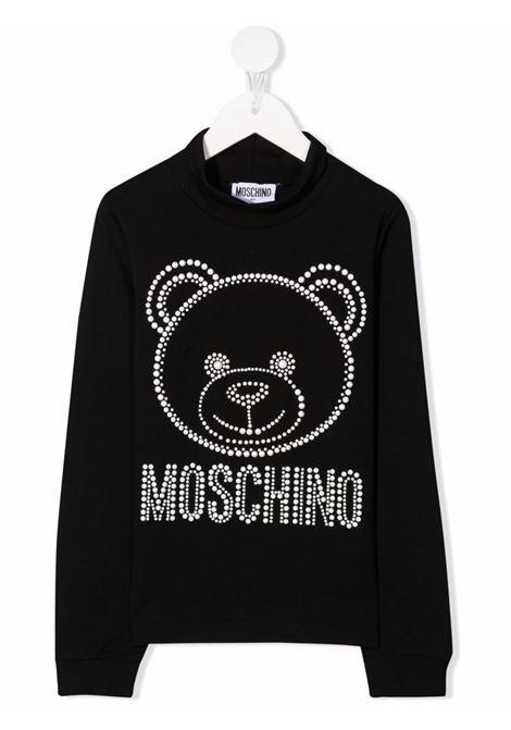 MOSCHINO KIDS | HDO006LBA1060100