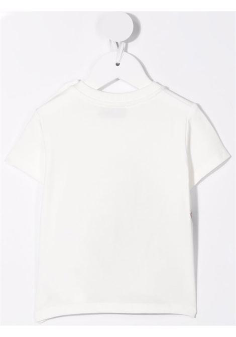 T-shirt bianca MOSCHINO KIDS | T-SHIRT | M9M02ALBA1210063