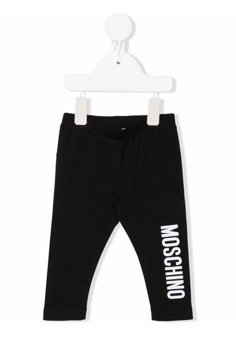 Leggings MOSCHINO KIDS | MAP02NLBA1160100
