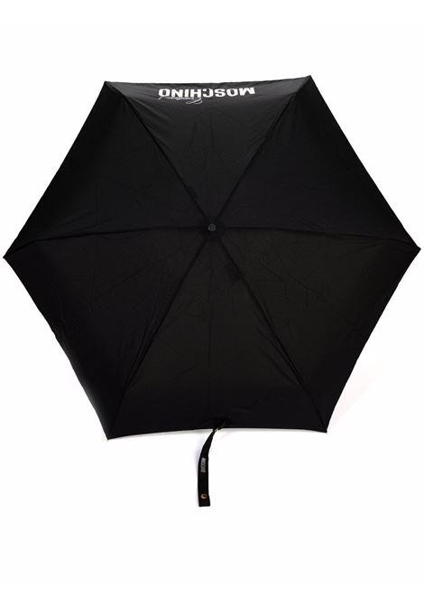 Ombrello MOSCHINO | 8900NEROARGENTO